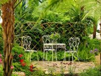 Small Backyard Tropical Landscaping Ideas | Mystical ...