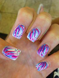 Awesome nails (: | Nail Glam | Pinterest