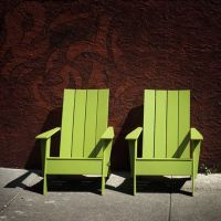 Take Five: Contemporary Adirondack Chairs