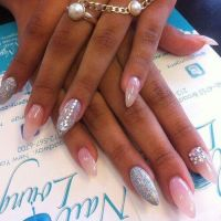 Nail Art For Sharp Nails | Joy Studio Design Gallery ...