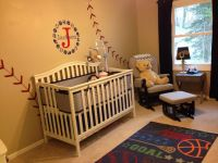 Sports nursery | Baby Boy Nursery | Pinterest