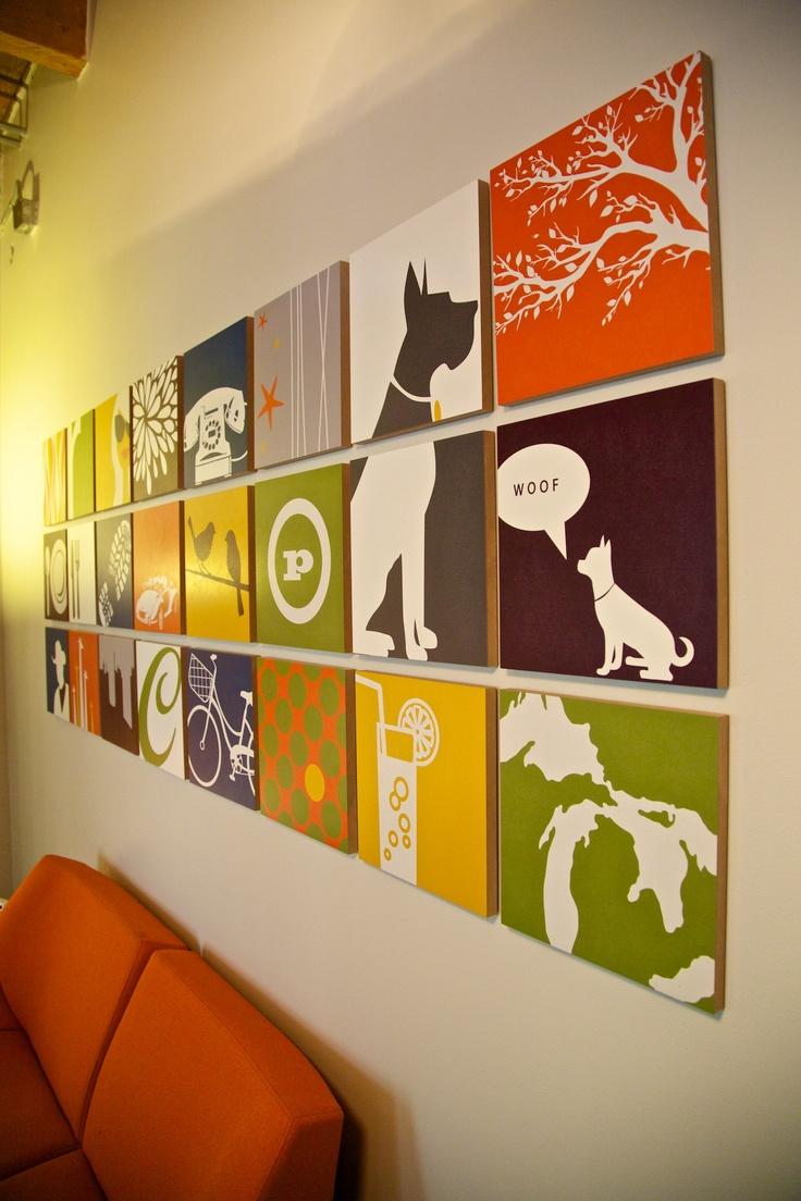 Cheap Office Wall Art - Elitflat