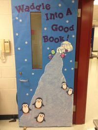 Winter classroom door decoration Class Ideas Pinterest ...
