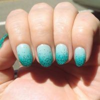 Very cute for tropical vacation | Nail Designs | Pinterest