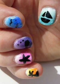 Under the Sea Nail Art - Bing images