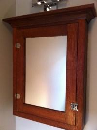 handsome vintage medicine cabinet | Miscellaneous | Pinterest
