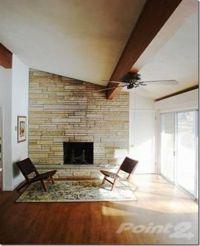 Mid century modern fireplace | H | Pinterest