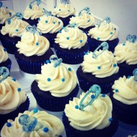 Living Room Decorating Ideas: Baby Boy Shower Cupcakes ...