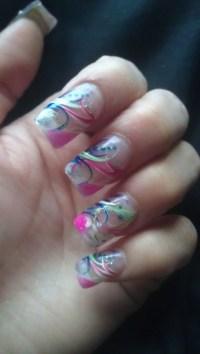 Nail art (March) | nails | Pinterest