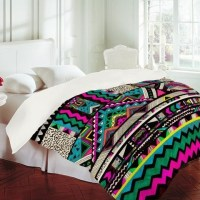 Awesome neon Aztec bedding   Kaitlin's room   Pinterest