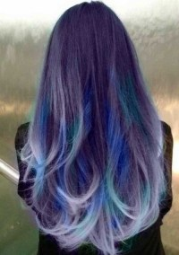 Multi Hair Color | multi tone hair color ideas to use in ...