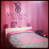 My Victoria secret styled bedroom