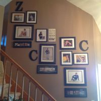 Picture arranging on wall | Ideas for my house | Pinterest