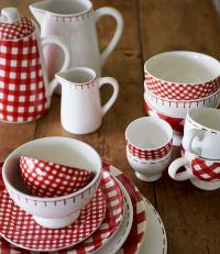 Happy At Home: A Hankering For . . . A New Set Of Dinnerware