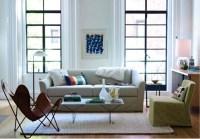 Living room - West Elm   living room ideas   Pinterest