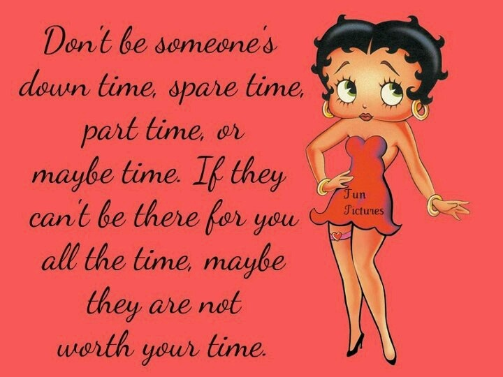 Betty boop quotes and sayings quotesgram