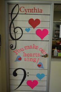 Teacher Appreciation: Door decorations | Door decorations ...