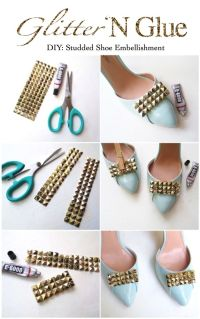 Shoe DIY Design