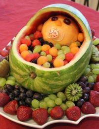 Baby shower food ideas | Baby Shower | Pinterest