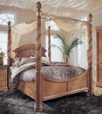 King Size Wynwood Canopy Bed | Canopy Beds | Pinterest