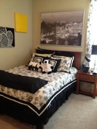 College apartment | Apartment Bedroom Design Ideas | Pinterest