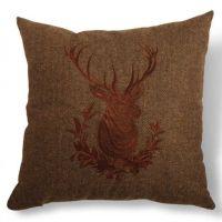 Deer Head Pillow - Pillows - Decor | For the Home | Pinterest