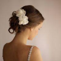 Wedding Hair Piece Vintage Lace - Wedding Hair Flower Clip ...