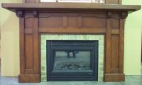 Arts And Crafts Mantels Craftsman Fireplace Mantel | Auto ...