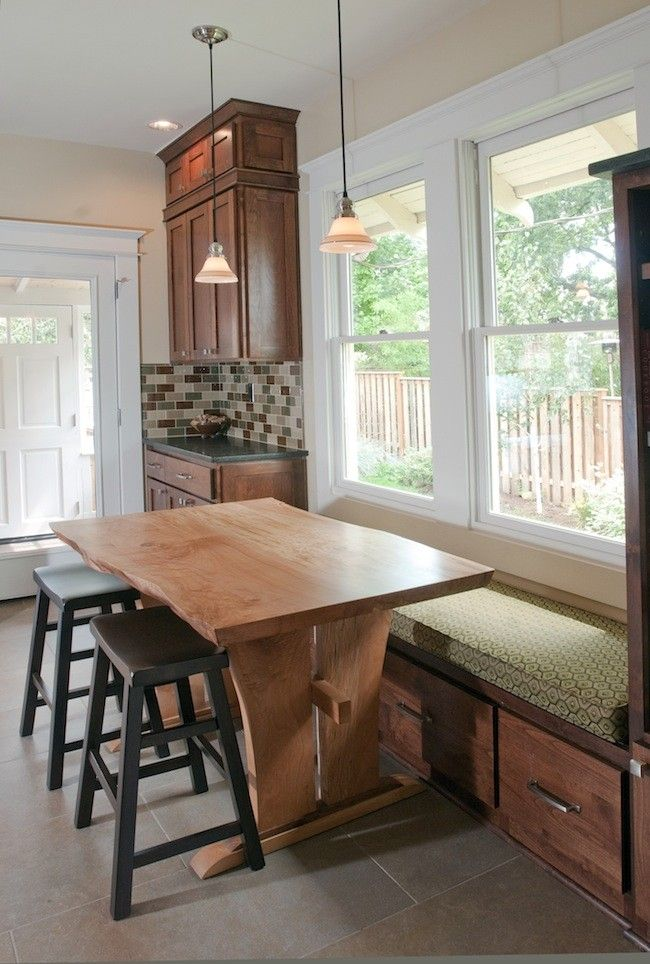 Kitchen Table Sets Bench Seating