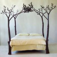 Bird nest bed | Let's Stay Home | Pinterest