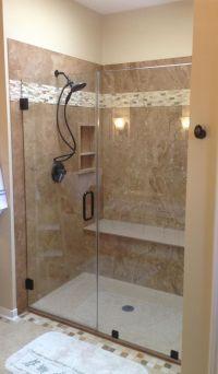 Tub to shower conversion   Stonehengeshowers.com   Pinterest