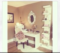 Dressing table ideas | Dressing Table DIY | Pinterest