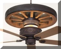 western ceiling fan | My Style | Pinterest