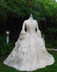 Marie Antoinette Wedding Dress | Shabby Dress Forms ...