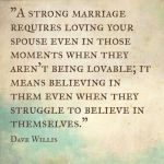 Quotes About Strong Marriage
