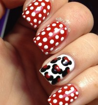 Pinterest Minnie Mouse Nail Design | Joy Studio Design ...