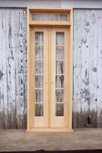 French Doors Exterior: Narrow French Doors Exterior