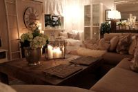 cozy living room | Home Decor | Pinterest