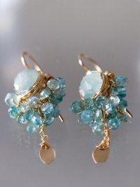 Nice earrings - Ottomania |  Shopping! | Pinterest