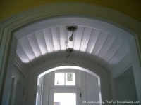 barrel vaulted ceilings - Google Search | Barrel Vaulted ...