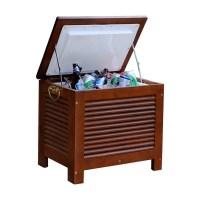 Wooden Patio Cooler | Overstock.com | Labatt Patio/Outdoor ...
