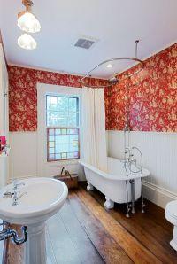bathroom ideas for old house   The Loo   Pinterest