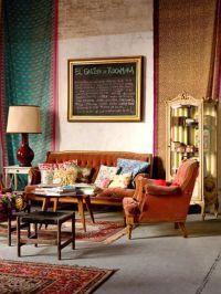 Bohemian Interior Design | Bohemian Chic | Pinterest