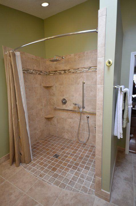 pin renee coffey jr bathroom roll in shower