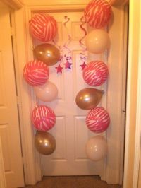 Cute birthday door decoration | Randoms | Pinterest