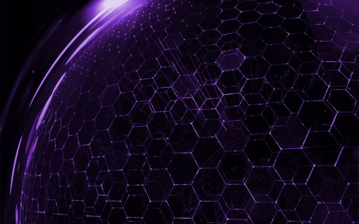 Black And Purple Wallpaper Purple Hexagon Droid Purple Dna Hexagon Wallpaper 36228