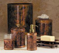 Copper Bath Accessories | Copper | Pinterest