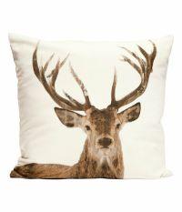 Deer Pillow | Holiday and Seasonal Decor for the Home ...