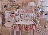 Shabby chic | Victorian decorating ideas | Pinterest