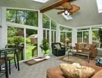 Beautiful Sunroom!! :) | Future house Decorations ...